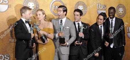 Editorial photo of Usa Screen Actors Guild Awards - Jan 2010