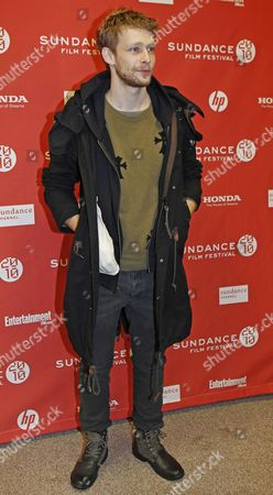 Actor Johnny Lewis Arrives For the Premier of the Movie 'The Runaways' at the 2010 Sundance Film Festival in Park City Utah Usa 24 January 2010 the Movie is About Joan Jet's 70's Band the Runaways United States Park City