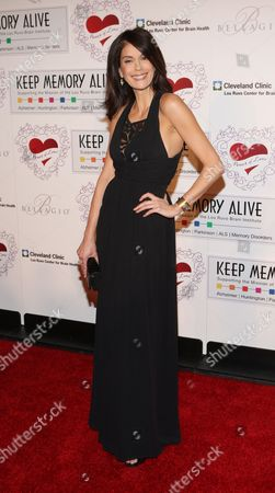 Actress Terri Hatcher Arrives at a Benefit For the Cleveland Clinic Lou Ruvo Center For Brain Health at the Bellagio in Las Vegas Nevada Usa 28 February 2009 United States Las Vegas