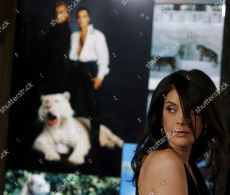 Actress Terri Hatcher Arrives at a Benefit For the Cleveland Clinic Lou Ruvo Center For Brain Health at the Bellagio in Las Vegas Nevada Usa 28 February 2009