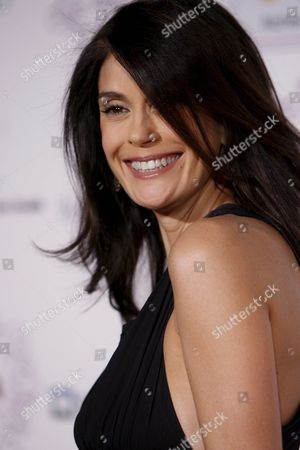 Stock Picture of Actress Terri Hatcher Arrives at a Benefit For the Cleveland Clinic Lou Ruvo Center For Brain Health at the Bellagio in Las Vegas Nevada Usa 28 February 2009