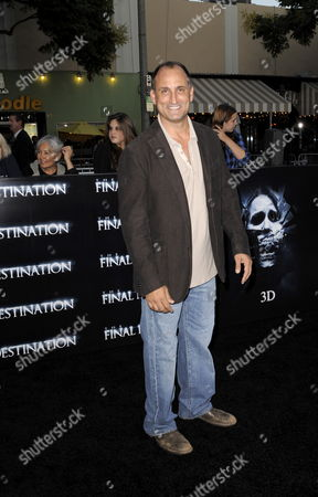 Us Actor Michael Papajohn Arrives For the World Premiere of 'The Final Destination' in Los Angeles California Usa 27 August 2009 'The Final Destination is a Film About a Group of Friends who Escape Death Only to Die One-by-one United States Los Angeles