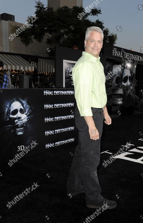 Stock Photo of Us Producer Craig Perry Arrives For the World Premiere of 'The Final Destination' in Los Angeles California Usa 27 August 2009 'The Final Destination is a Film About a Group of Friends who Escape Death Only to Die One-by-one United States Los Angeles
