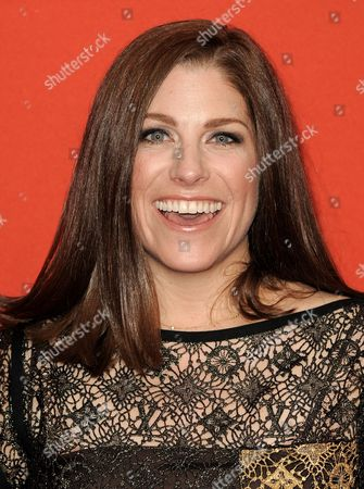 Time Magazine Vice President and Publisher Kim Kelleher Arrives For the Time 100 Gala Celebrating the Magazine's List of 100 Most Influential People in New York New York Usa on 26 April 2011 United States New York