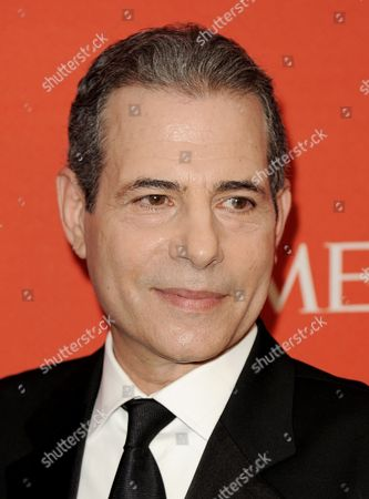 Time Managing Editor Rick Stengel of the Us Arrives For the Time 100 Gala Celebrating the Magazine's List of 100 Most Influential People in New York New York Usa on 26 April 2011 United States New York