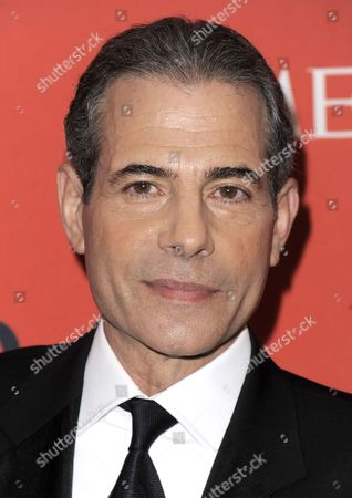 Richard Stengel of the Us the Managing Editor of Time Magazine Arrives For the Time 100 Gala Celebrating the Magazine's Issue on the 100 Most Influential People in the World at the Frederick P Rose Hall in New York New York Usa on 04 May 2010 United States New York
