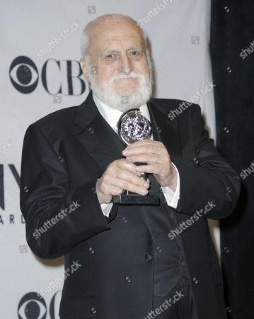 Editorial picture of Usa Tony Awards 2011 - Jun 2011