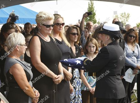 Editorial photo of Usa Tony Curtis Funeral - Oct 2010