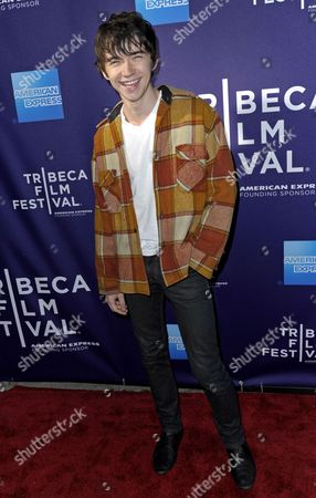 Us Actor Liam Aiken Attends a Screening of 'The Killer Inside Me' During the 2010 Tribeca Film Festival in New York Usa 27 April 2010 United States New York