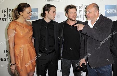 Editorial image of Usa Tribeca Film Festival - Apr 2011