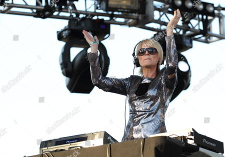 Sister Bliss of the Uk Group Faithless Sound System Performs at the Ultra Music Festival in Miami Florida Usa 27 March 2010 the Ultra Music Festival is a Two-day Event Which Features Electronic Dj and Dance Music United States Miami