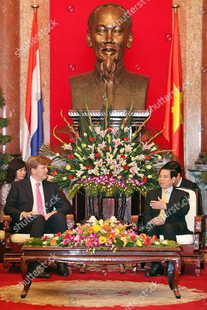 Editorial photo of Vietnam Netherlands Diplomacy - Mar 2011