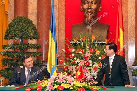 Editorial picture of Vietnam Ukraine Diplomacy - Mar 2011