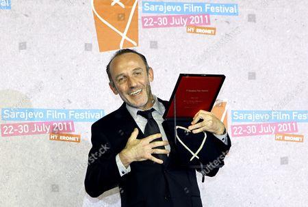 Editorial image of Bosnia Sarajevo Film Festival - Jul 2011
