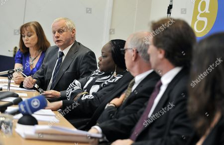 Editorial photo of Britain 7/7 Inquests Press Conference - May 2011