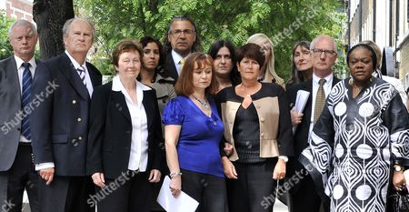 Editorial picture of Britain 7/7 Inquests Press Conference - May 2011