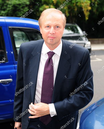 British Petroleum Executive Director Bob Dudley Arrives at Bp Headquarters For a Full Board Meeting in St James' Square London Britain 26 July 2010 Robert Dudley is Director of Bp's Oil Spill Response in the Golf of Mexico Chief Executive Tony Hayward is Discussing His Departure From the Company After a Leak at One of Its Gulf of Mexico Wells Caused the Largest Oil Spill in U S History United Kingdom London