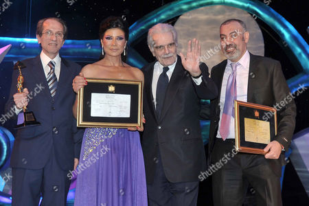 Editorial photo of Egypt Cinema Cairo International Film Festival - Dec 2010