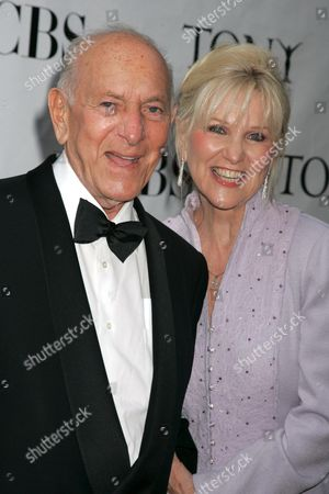Jack Klugman and Peggy Crosby