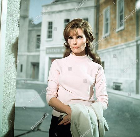 'The Saint' TV - 1968 - The Time to Die -  Suzanne Lloyd