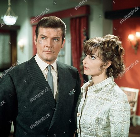 'The Saint' TV - 1968 - The Time to Die - Roger Moore, Suzanne Lloyd