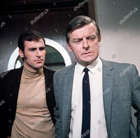 'The Saint' TV - 1968 - The People Importers - Ray Lonnen, Neil Hallett