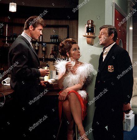 'The Saint' TV - 1968 - The People Importers - Roger Moore, Susan Travers, Neil Hallett