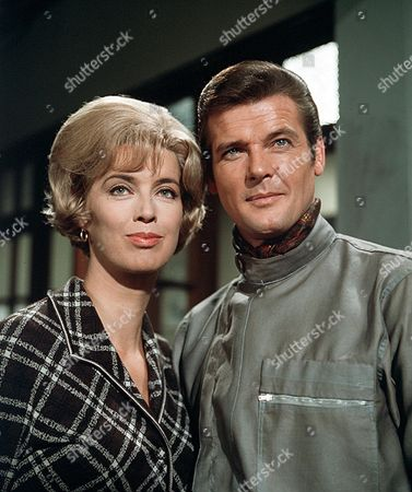 'The Saint' TV - 1969 - The World Beater - Patricia Haines, Roger Moore