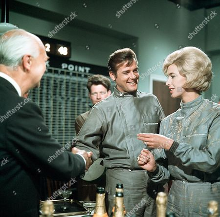 'The Saint' TV - 1969 - The World Beater - George A. Cooper, Roger Moore, Patricia Haines