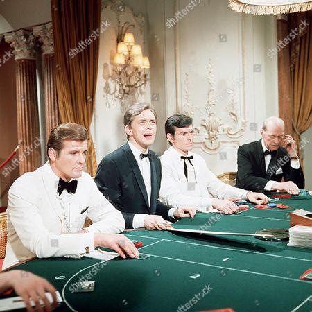 'The Saint' TV - 1969 - The Ex-King of Diamonds - Roger Moore, Alan Rowe, Stuart Damon