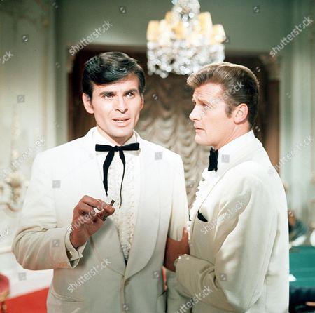 'The Saint' TV - 1969 - The Ex-King of Diamonds - Stuart Damon, Roger Moore