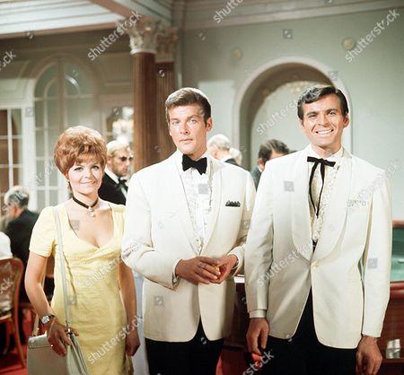 'The Saint' TV - 1969 - The Ex-King of Diamonds - Isla Blair, Roger Moore, Stuart Damon