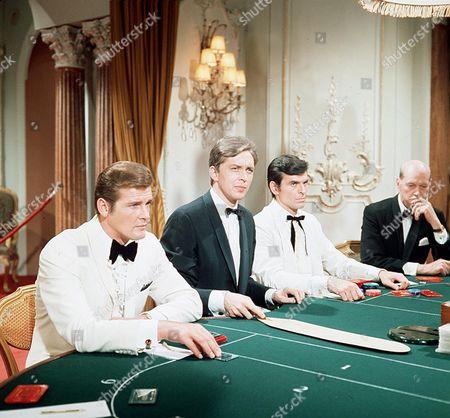 'The Saint' TV - 1969 - The Ex-King of Diamonds - Roger Moore, Alan Moore, Stuart Damon