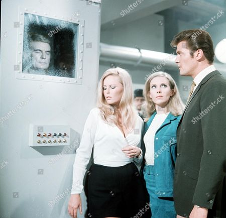 'The Saint' TV - 1969 - The Man Who Gambled with His Life - Clifford Evans,Veronica Carlson, Jayne Sofiano, Roger Moore