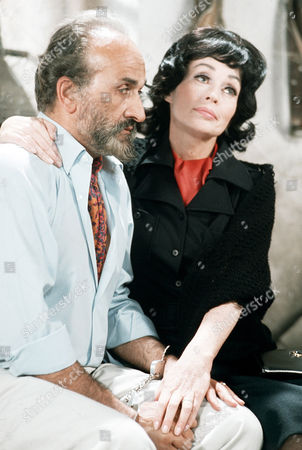 'The Zoo Gang' -  'The Lion Hunt' - Roger Delgado and Lilli Palmer.