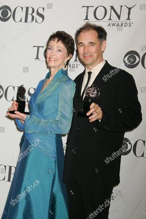 Deanna Dunagan and Mark Rylance