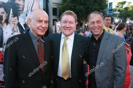 Alan Arkin, Producer's Michael Ewing and Alex Gartner