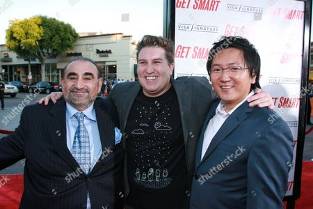 Ken Davitian, Nate Torrence & Masi Oka
