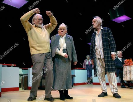 Editorial image of 'Love' at the Lyric Theatre Hammersmith, London, Britain - 01 Jun 2008