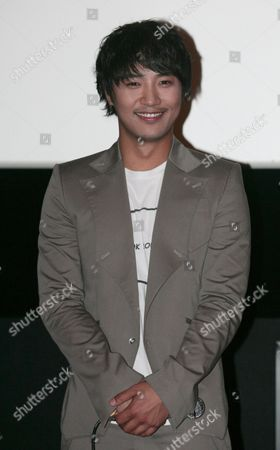 South Korean Actor Jin- Goo During the Korea Premiere of 'Mother 2009' at Yongsan Cgv in Seoul South Korea 20 May 2009 the Film Will Open On May 28 in South Korea
