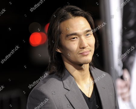 Us Actor Karl Yune Arrives For the Premiere of 'Ninja Assassin' in Los Angeles California Usa 19 November 2009 'Ninja Assassin' is the Story of an Assassin Trained by a Secret Society and the Revenge He Exacts After the Society Executes His Friend