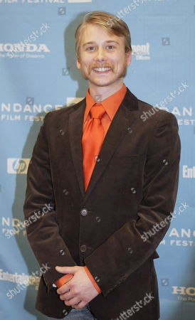 Us Actor Lou Taylor Pucci Arrives For the Premier of the Movie 'The Informers' Directed by Gregor Jordan at the 2009 Sundance Film Festival 22 January 2009 in Park City Utah This is the 25th Anniversary of the Festival Which Runs Through January 25th