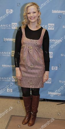 Us Actress Pell James Arrives For the Premier of the Film 'Shrink' Directed by Jonas Pate at the 2009 Sundance Film Festival in Park City Utah Usa On 21 January 2009 This is the 25th Anniversary of the Festival Which Runs Through January 25th