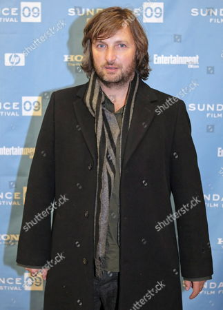 Australian Director Gregor Jordan Arrives For the Premier of His Movie 'The Informers' at the 2009 Sundance Film Festival 22 January 2009 in Park City Utah This is the 25th Anniversary of the Festival Which Runs Through January 25th
