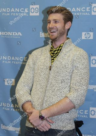 Us Actor Jon Foster Arrives For the Premier of the Movie 'The Informers' Directed by Gregor Jordan at the 2009 Sundance Film Festival 22 January 2009 in Park City Utah This is the 25th Anniversary of the Festival Which Runs Through January 25th