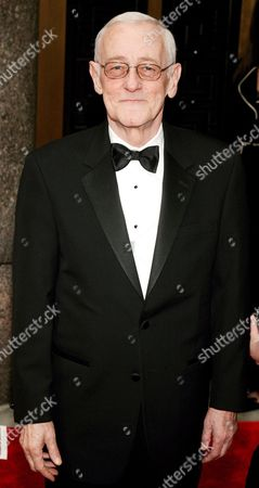 Actor John Mahoney Arrives For the 61st Annual Tony Awards at Radio City Music Hall in New York New York On 10 June 2007