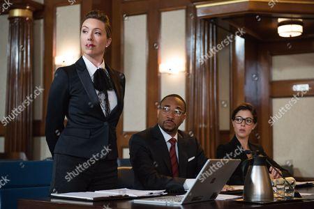 Molly Parker, Damon Gupton, Olivia Thirlby