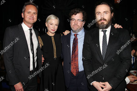 Roy Price, Michelle Williams, Kenneth Lonergan and Casey Affleck