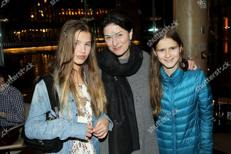 Marina Rust with Daughters
