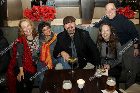 """Editorial picture of Special New York Cocktail Reception to Celebrate """"GLEASON"""", USA - 03 Jan 2017"""